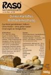 Brot - 5+1 Brotbackmischung Dinkel - Kartoffel + Kurkuma