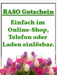 RASO Gutschein ab 25€