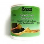 RASO Suppen- und Streuwürze mit Steinsalz - Klare Brühe